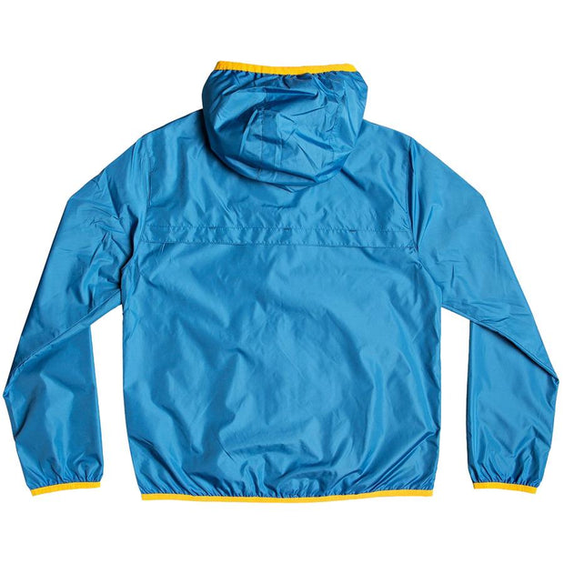 Surf Shop, Surf Clothing, Quiksilver, Contrasted Hooded Water-Repellent Windbreaker, Jacket, Southern Ocean