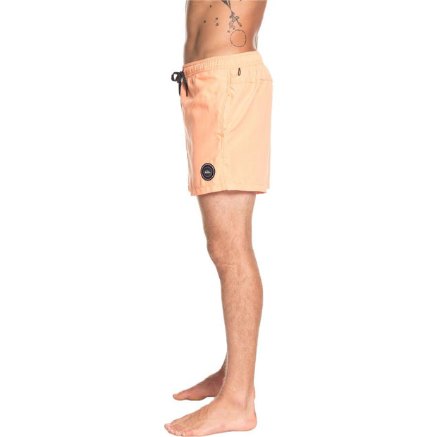 "Surf Shop, Surf Clothing, Quiksilver, Everyday 15"" Swim Shorts, Shorts, Cadmium Orange"
