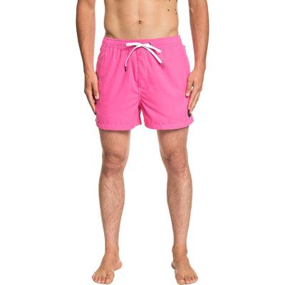 "Surf Shop, Surf Clothing, Quiksilver, Everyday 15"" Swim Shorts, Shorts, Carmine Rose"