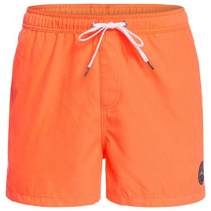 "Surf Shop, Surf Clothing, Quiksilver, Everyday 15"" Swim Shorts, Shorts, Fiery Coral"
