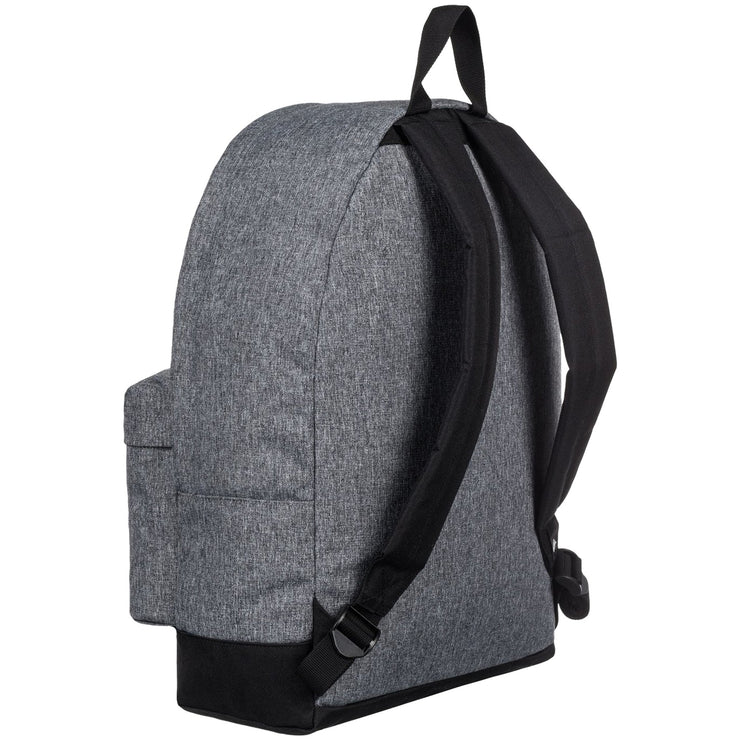 Surf Shop, Surf Clothing, Quiksilver, Everyday Poster 25L Medium Backpack, Bags, Light Grey Heather