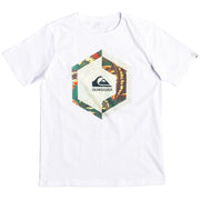 Surf Shop, Surf Clothing, Quiksilver, Heat Stroke, Tshirt, White