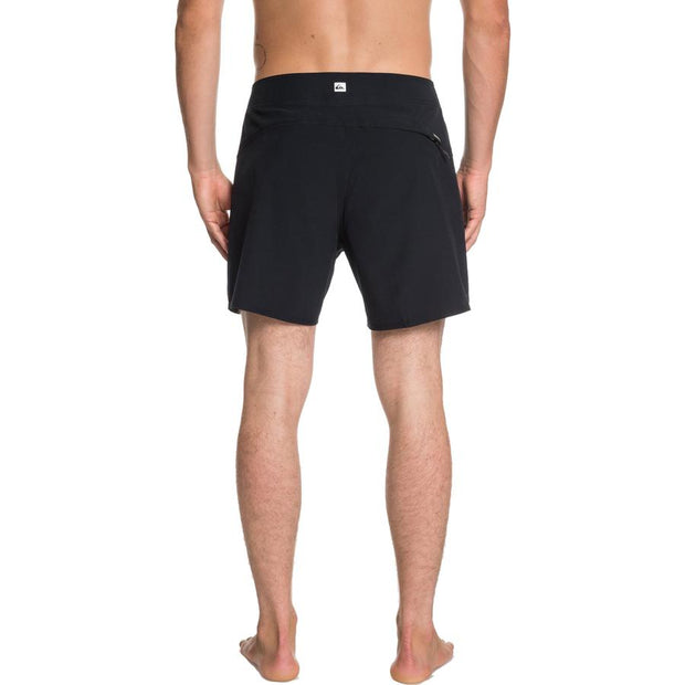 "Surf Shop, Surf Clothing, Quiksilver, Highline Kaimana 16"" Boardshorts, Shorts, Black"