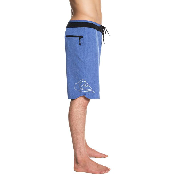 "Surf Shop, Surf Clothing, Quiksilver, Highline New Wave 20"" Boardshort, Electric Royal"