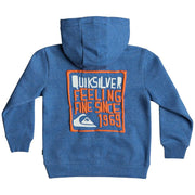 Surf Shop, Surf Clothing, Quiksilver, Jam It Zip-Up Hoodie, Boys, Stellar Heather