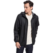 Surf Shop, Surf Clothing, Quiksilver, Kamakura Rains, Jacket, Black