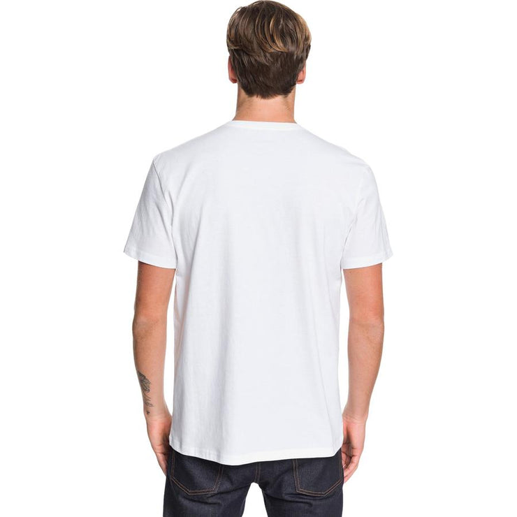 Surf Shop, Surf Clothing, Quiksilver, Modern Legends, T-Shirts, White