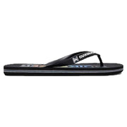 Surf Shop, Surf Clothing, Quiksilver, Molokai Woodmark, Flip Flops, Black/Red/Blue
