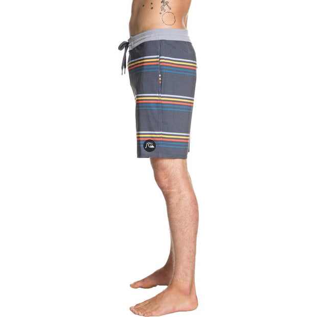 "Surf Shop, Surf Clothing, Quiksilver, Secret Ingredient 18"" Beach Shorts, Shorts, Ebony"