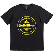 Surf Shop, Surf Clothing, Quiksilver, Secret Ingredient, Tshirt, Black