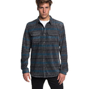 Surf Shop, Surf Clothing, Quiksilver, Surf Days Shirt, Shirts, Surf Days Stripe