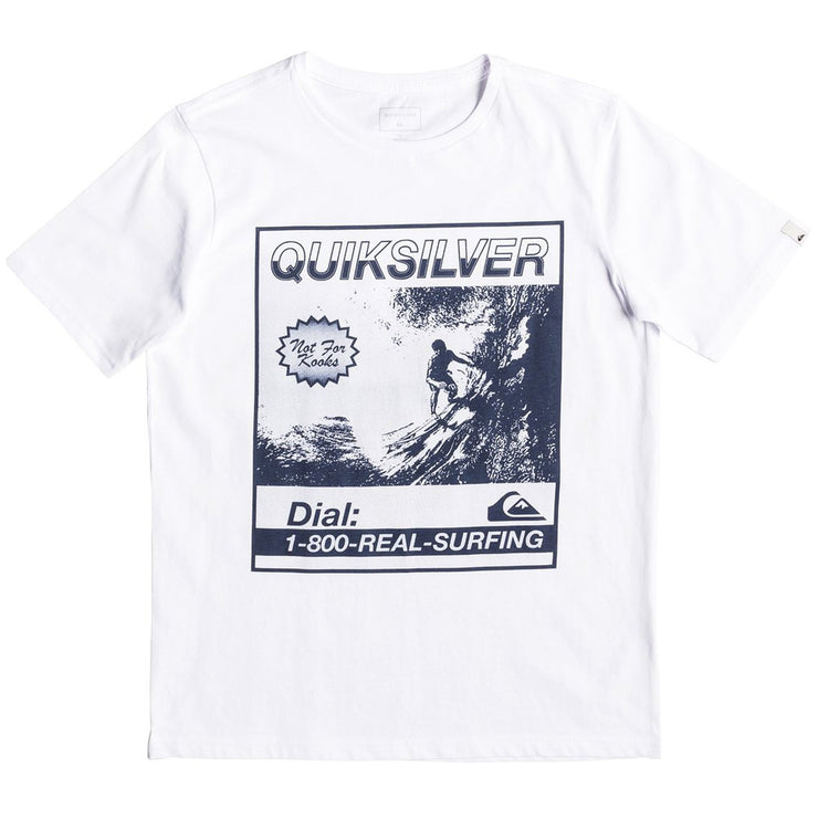 Surf Shop, Surf Clothing, Quiksilver, Temple Of The Dog, Tshirt, White