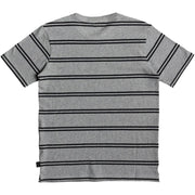 Surf Shop, Surf Clothing, Quiksilver, Wet Spark, Tshirt, Grey