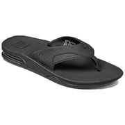 Surf Shop, Surf Clothing, Reef, Fanning, Flip Flops, All Black