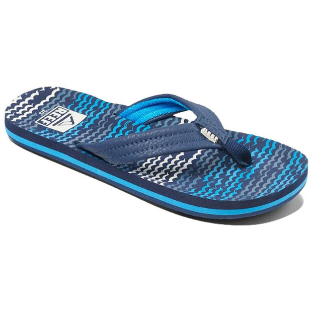 Surf Shop, Surf Clothing, Reef, Kids Ahi, Flip Flops, Blue Horizon Waves
