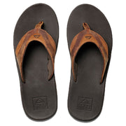Surf Shop, Surf Clothing, Reef, Leather Fanning, Flip Flops, Bronze