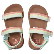 Kids Girls Little Ahi Convertible Rainbow Sandals