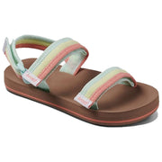 Kids Girls Little Ahi Convertible Sandals Rainbow
