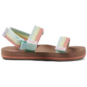 Surf Shop, Surf Clothing, Reef, Little Ahi Convertible, Flip Flops, Rainbow