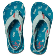 Surf Shop, Surf Clothing, Reef, Little Ahi, Flip Flops, Fruits