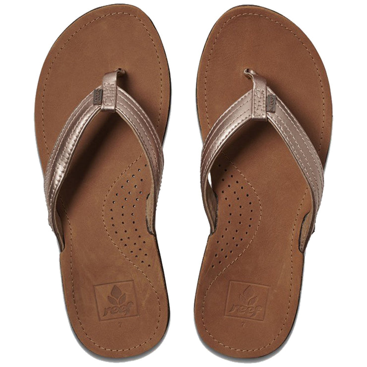 Surf Shop, Surf Clothing, Reef, Miss J-Bay, Flip Flops, Rose Gold