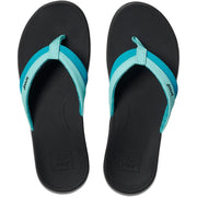 Surf Shop, Surf Clothing, Reef, Ortho-Bounce Coast, Flip Flops, Aqua