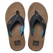 Surf Shop, Surf Clothing, Reef, Phantoms, Flip Flops, Brown/Black/Blue