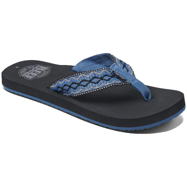 Surf Shop, Surf Clothing, Reef, Smoothy, Flip Flops, Vintage Blue