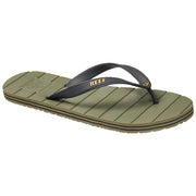 Surf Shop, Surf Clothing, Reef, Switchfoot, Flip Flops, Olive/Gold