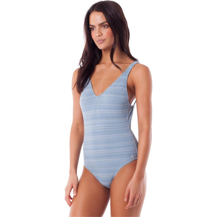 Surf Shop, Surf Clothing, Rhythm, Flashdance One Piece, Bikini, Blue Wash