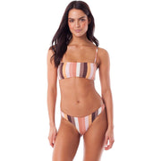 Surf Shop, Surf Clothing, Rhythm, Sahara Bandeau Top, Bikini, Desert