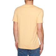 Surf Shop, Surf Clothing, Rhythm, Script Tee, Tshirt, Dusty Peach