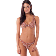 Surf Shop, Surf Clothing, Rhythm, Zanzibar Hi-Cut Pant, Bikini, Cider