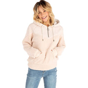 Surf Shop, Surf Clothing, Rip Curl, Island Hooded Polar Fleece, Hoodies, Sea Salt