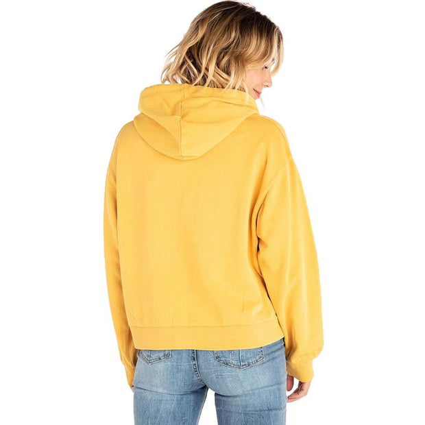Surf Shop, Surf Clothing, Rip Curl, Island Sands Hoodie, Hoodies, Gold