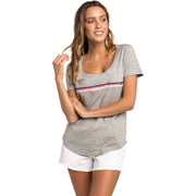 Surf Shop, Surf Clothing, Rip Curl, Oahu Tee, Tshirt, Cement Marle