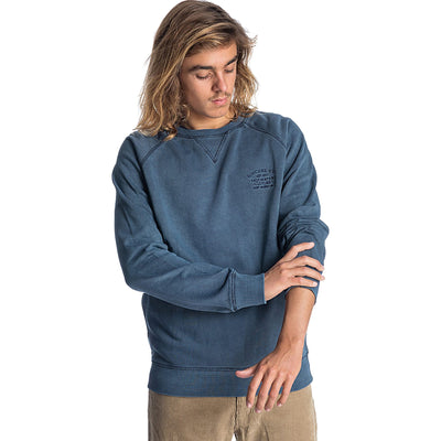 Surf Shop, Surf Clothing, Rip Curl, Organic Crew, Sweatshirt, Dark Blue