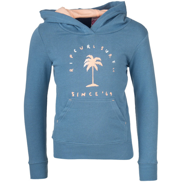 Surf Shop, Surf Clothing, Rip Curl, RC Surf Hooded Fleece, Hoodie, Blue Heaven