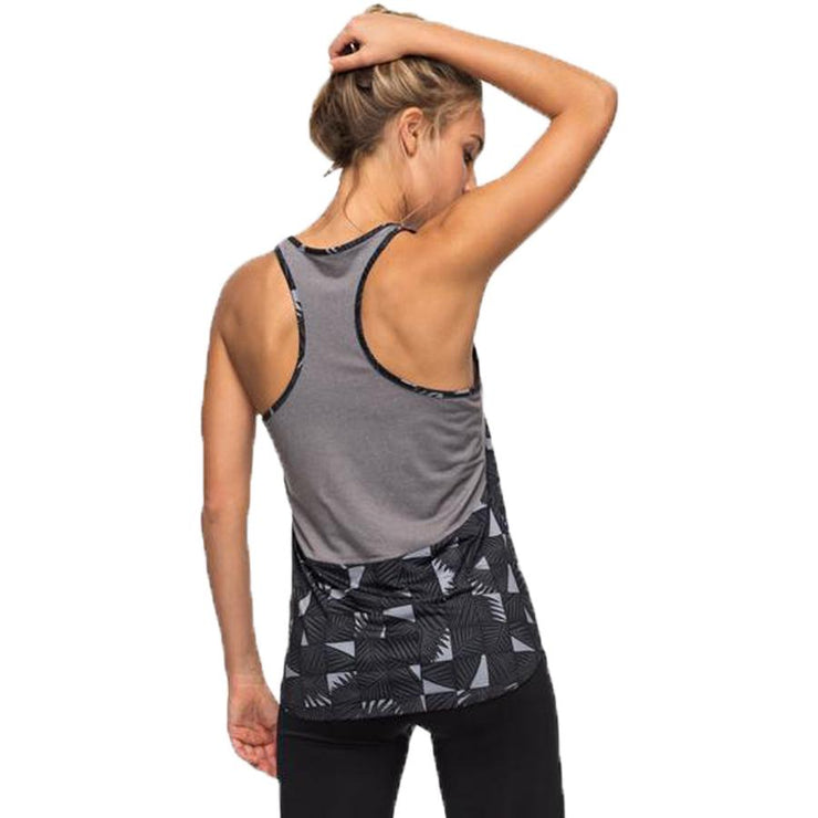 Surf Shop, Surf Clothing, Roxy, Beat The Rhythm Tank, Fitness Vest, Forged Iron Amazonia