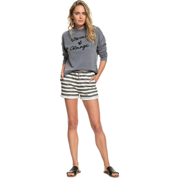 Surf Shop, Surf Clothing, Roxy, Journey Home A, Sweatshirt, Turbulence