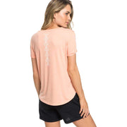 Surf Shop, Surf Clothing, Roxy, Oceanholic, Tshirt, Salmon