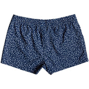 "Surf Shop, Surf Clothing, Roxy, Seaside Lover 4.5"" Boardshorts, Shorts, Blue New Dots"