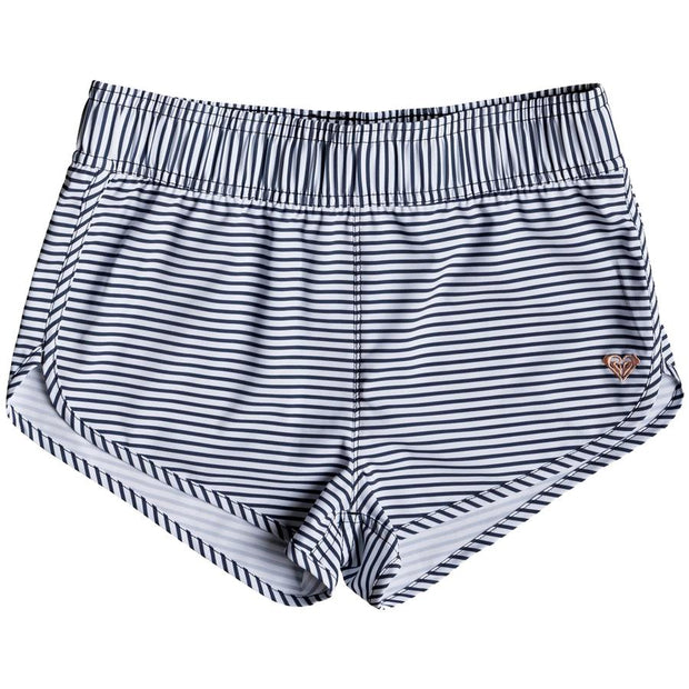 Surf Shop, Surf Clothing, Roxy, Surfing Free Boardshorts, Shorts, Blue Cosy Stripes