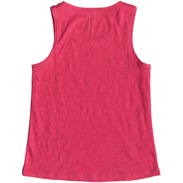 Surf Shop, Surf Clothing, Roxy, There Is Life B Vest Top, Tshirt, Barberry Pink