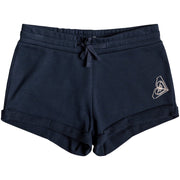 Surf Shop, Surf Clothing, Roxy, Travel Often, Girls Sweat Shorts, Shorts, Dress Blues Heather