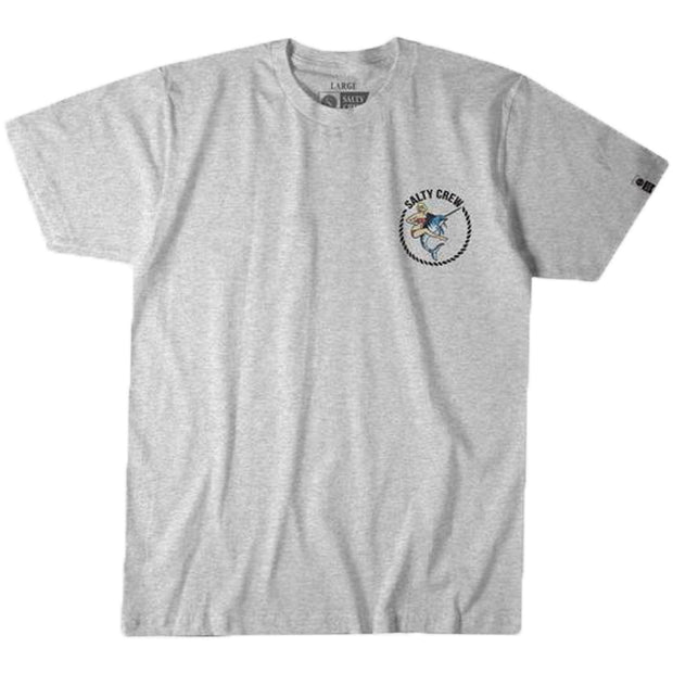 Surf Shop, Surf Clothing, Salty Crew, Pinned Up Tee, Tshirt, Athletic Heather