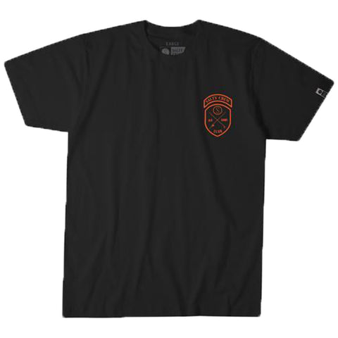 Surf Shop, Surf Clothing, Salty Crew, Quiver Tee, Tshirt, Black