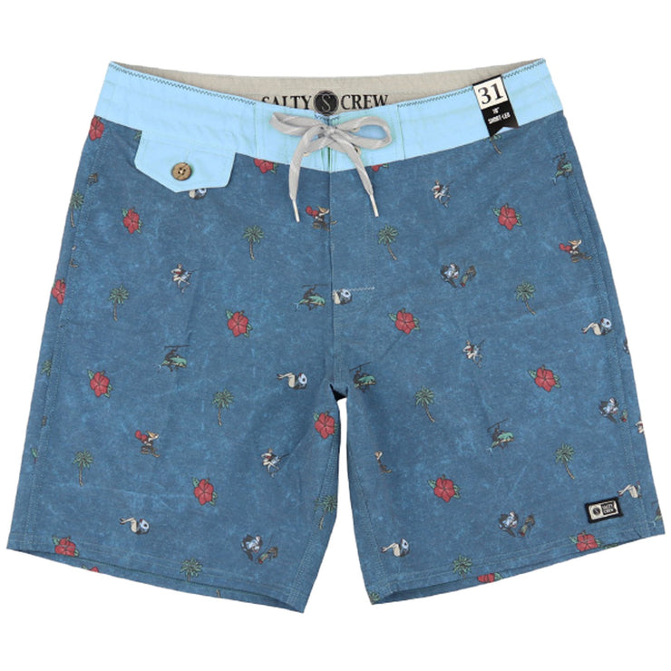 Surf Shop, Surf Clothing, Salty Crew, Rocks & Docks, Boardshorts, Navy