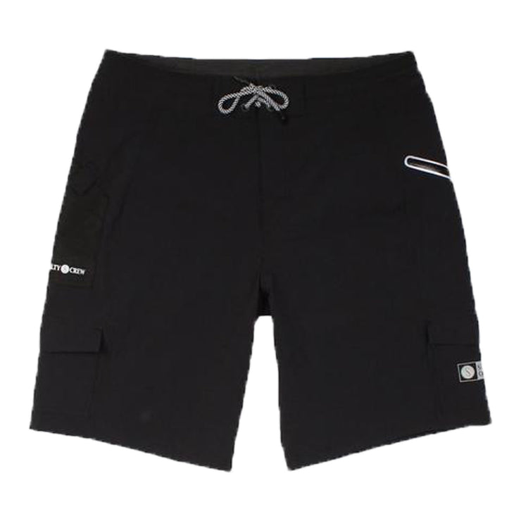 Surf Shop, Surf Clothing, Salty Crew, Tanson Alpha, Shorts, Black