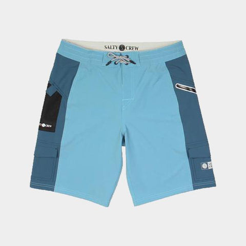 Surf Shop, Surf Clothing, Salty Crew, Tanson Alpha, Shorts, Navy